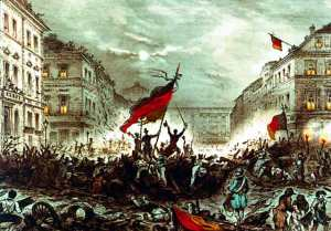 1848 Revolution in Berlin